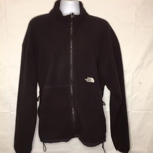 The North Face fleece Full Zip Hunting jacket XL